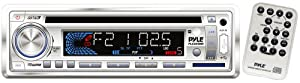 Pyle PLCD35MR AM FM-MPX IN-Dash Marine CD MP3 Player USB & SD Card Function by Pyle