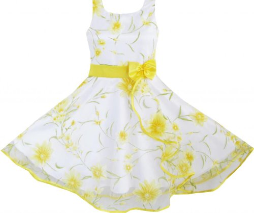 Christmas Dresses For Little Girls front-1076807
