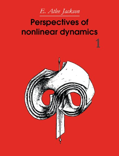 Perspectives of Nonlinear Dynamics: Volume 1: v. 1