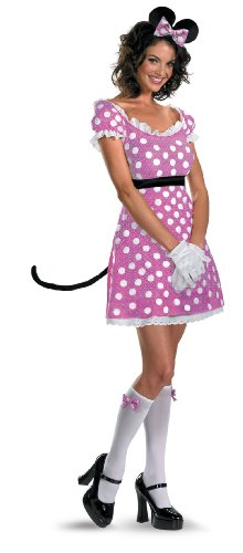 Sassy Minnie Mouse Adult Costume 11409
