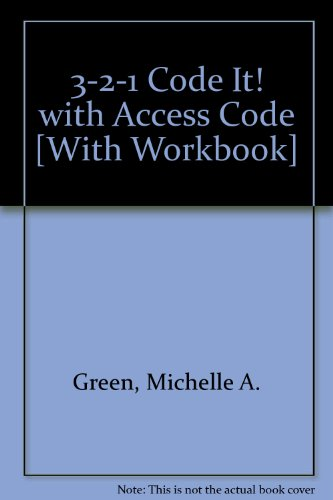 3-2-1 Code It! with Access Code [With Workbook]