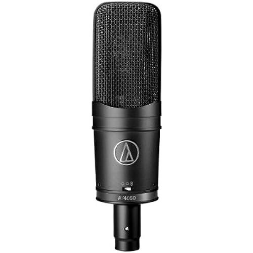 [오디오 테크니카 고음질 콘덴서 소형 마이크] audio-technica AT4050 콘덴서 마이크-AT4050