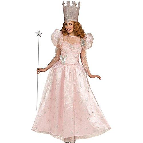 Warner Bros. The Wizard of Oz Glinda The Good Witch Deluxe Costume