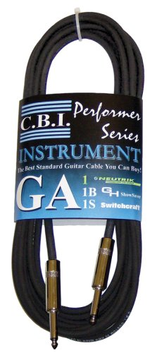 CBI Instrument Cable - 10 Foot