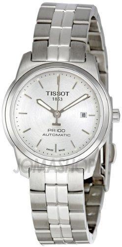 Tissot T-Classic PR 100 Automatic Ladies Watch T0493071103100