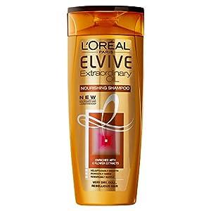 L'Oréal Elvive Extraordinary Oil Nourishing Shampoo Very Dry Hair 400ml