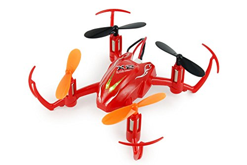 Syma X2 6-Axis Gyro 4CH RC Quadcopter - Red - 1