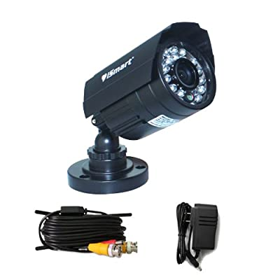 iSmart C1030DP7 CMOS IR Bullet Security Outdoor Weatherproof 700TVL CCTV Surveillance Camera