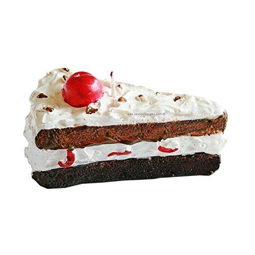 Bougies gâteau Forêt Noire