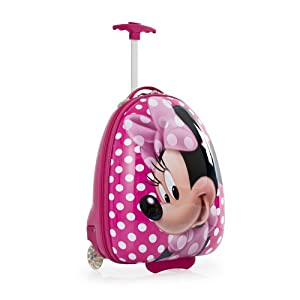Disney Minnie Mouse Kids Luggage from Minnie Mouse