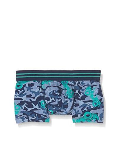 Cotonella Set 6 Pezzi Boxer [Blu/Verde]