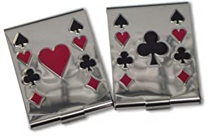 Poker Card Cigarette Case