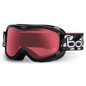 Bolle Kids Volt Ski Goggles - Black Geo, Junior 6+ Years