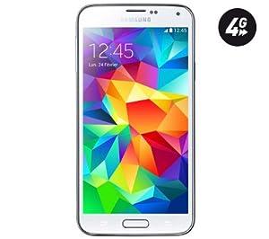 SAMSUNG Galaxy S5 - white - Smartphone