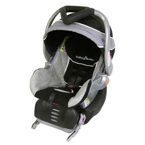 baby trend flex loc infant car seat phantom 5 30 pounds new ebay. Black Bedroom Furniture Sets. Home Design Ideas