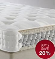 Autograph Luxury 2000 Mattress - Medium Support