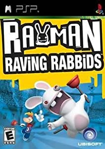 Rayman Raving Rabbids - PlayStation Portable