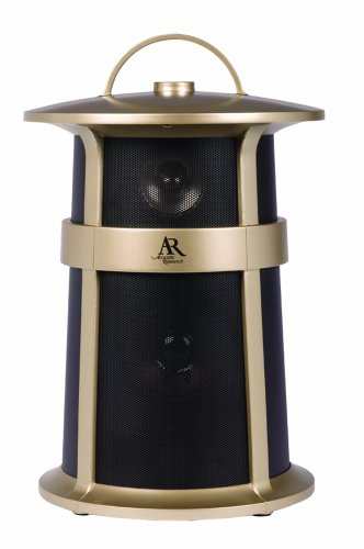 Acoustic Research Aws73 Portable Wireless Speaker, Aws73 (Champagne)