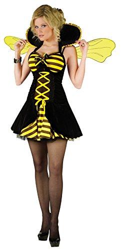 Queen (Plus Size Queen Bee Costume)