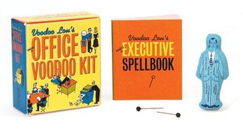 Mini Office Voodoo Kit (Blue Q Mega Mini Kits)