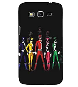 SAMSUNG GALAXY GRAND 2 CARTOON CHARACTER Designer Back Cover Case By PRINTSWAG