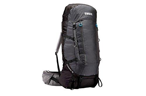Thule Guidepost Men's Backpacking Pack, 88-Liter, Black/Dark Shadow (Backpack Thule Men compare prices)