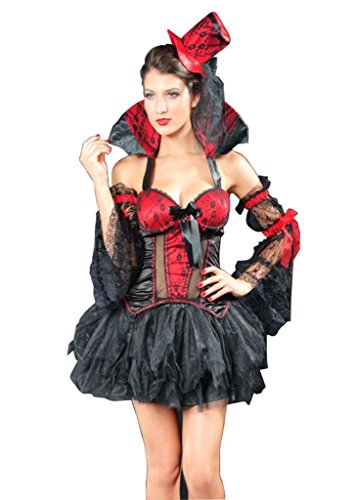 Kmfeil(Tm) Women Halloween Witch Fairy Costume Dress