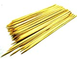 100-pc Skewers for Barbecue Grilling Kabob (12