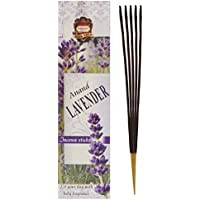 ANAND Lavander Charcoal & Bamboo Incense Sticks (22.86 Cm, 100 G, Black, Pack Of 1)