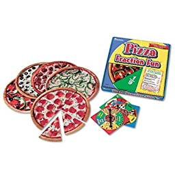 LRNLER5060 - Pizza Fraction Fun Math Game