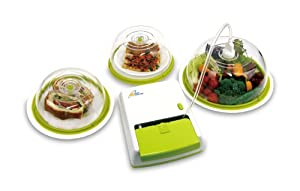 Royal Sovereign International Prep and Seal Electric Vacuum Sealing Food Storage System at Sears.com