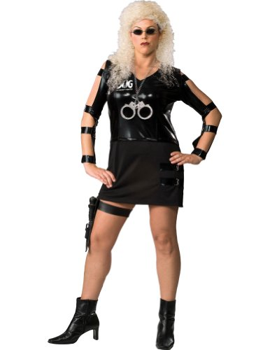 Adult-Costume Beth The Bounty Hunter Halloween Costume - Adults up to 12