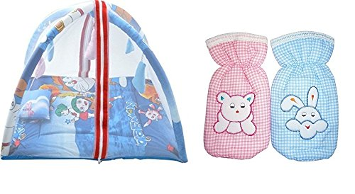 CHHOTE JANAB BABY BEDDING SET AND A PLAY GYM