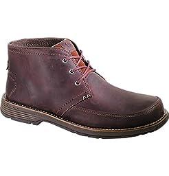 Merrell Men\'s Realm Chukka Boot,Cinnamon,10.5 M US