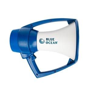 Kestrel Blue Ocean Megaphone by Nielsen-Kellerman