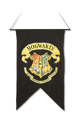 Review Of Original Harry Potter Hogwarts Wall Banner