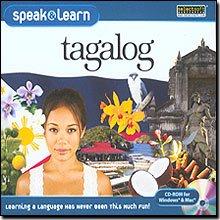 Speak  Learn Tagalog FilipinoB00026V8OY : image