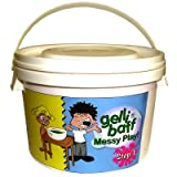 GELLI BAFF MESSY PLAY 1KG Tub - GREEN (7060)