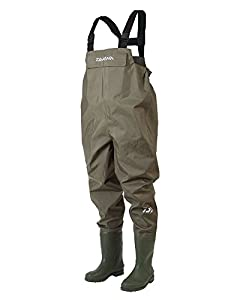 Daiwa Durable Lightweight Nylon Chest Wader All Sizes from Daiwa