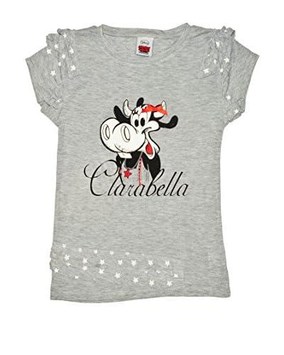 Fantasy Store T-Shirt Clarabella Kid Girl [Grigio]