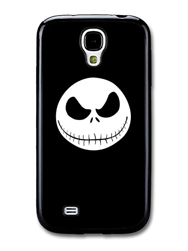 The Nightmare Before Christmas Halloween Tim Burton Jack Skellington custodia per Samsung Galaxy S4