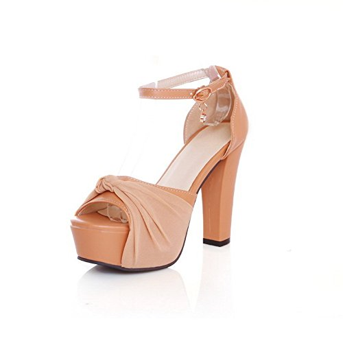 balamasa-damen-kleid-nieten-strass-metall-schnallen-weiches-material-sandalen-beige-aprikose-grosse-