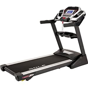 Sole Fitness F80 Folding Treadmill (Previous Years Model)