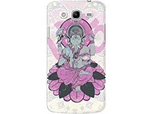 DailyObjects Tranquil Ganesha Case for Samsung Galaxy Mega 5.8 I9150 (Back Cover)