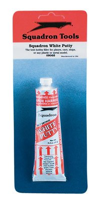 White Putty, 2.3 oz Carded - 1