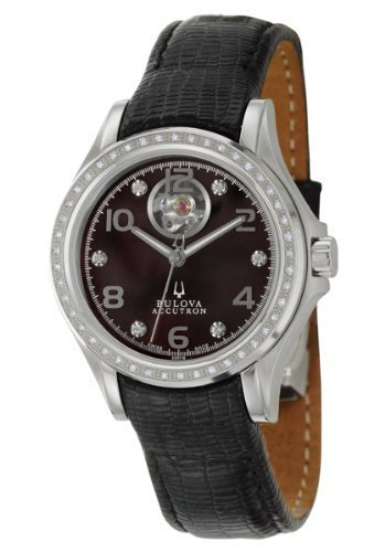 Bulova Accutron Kirkwood Women's Automatic Watch 63R116