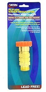 Valterra (A01-1122VP) Lead-Free Water Regulator