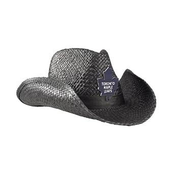 NHL Toronto Maple Leafs Black Cowboy Hat