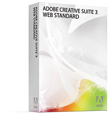 Adobe Creative Suite CS3 Web Standard Upgrade [OLD VERSION]