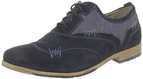 Rockport France Mens Lace-Up Flats